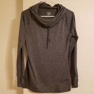 Champion Work Out Hoodie, XS